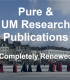 Pure and UM Research Publications completely renewed