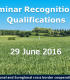 Seminar Recognition of Qualifications