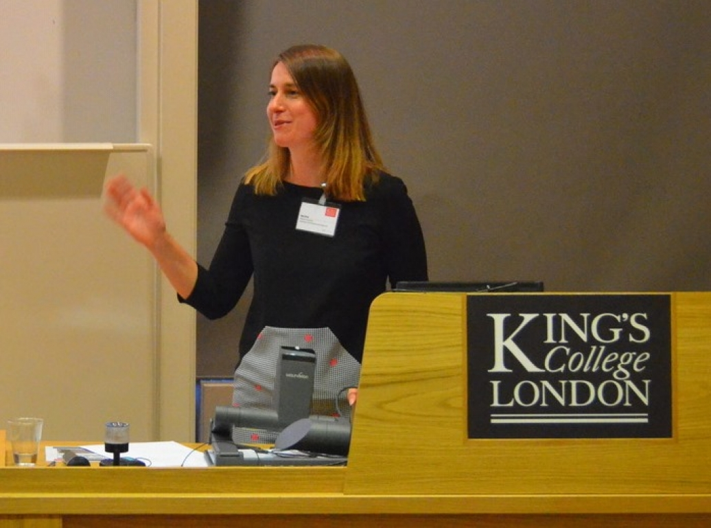 Maja Brkan King's College London