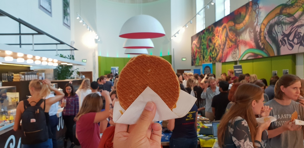stroopwafel get involved