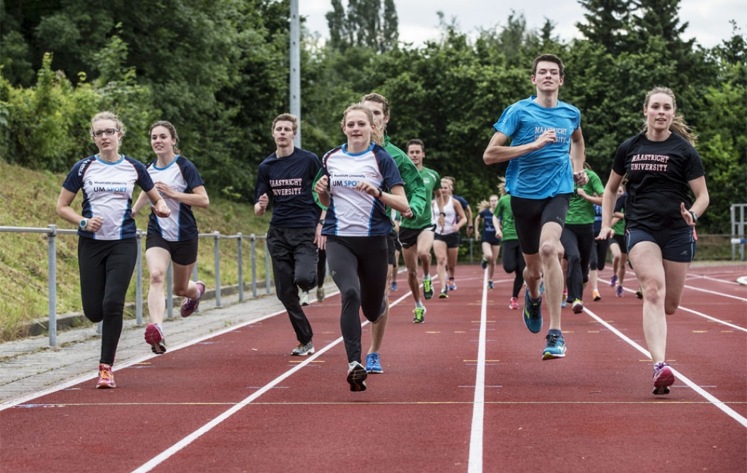 Sporten in Maastricht - UM Running - Cycling