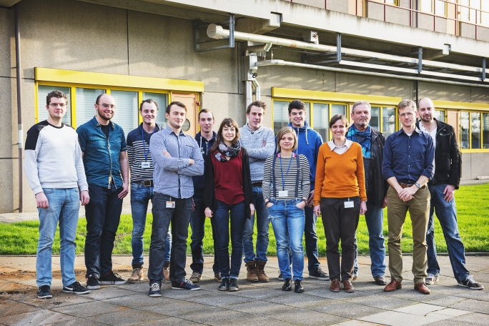 Department of Biobased Materials Projects