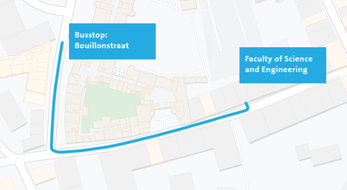 Directions to Lenculenstraat 14