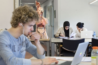 UB - Learning and resource centre collections