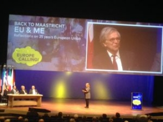 Commemorating the Maastricht Treaty