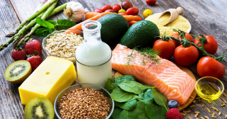 Healthy Nutrition examples