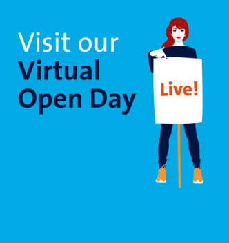 Virtual Open Day Live!