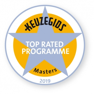 Top rated programme Keuzegids 2019 MA