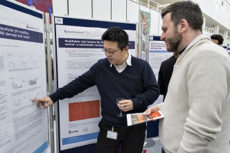 Poster session Annual NUTRIM Symposium 2015