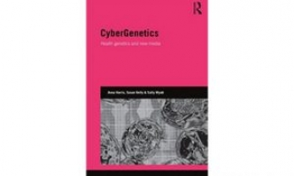 Cover book 'Cybergenetics'