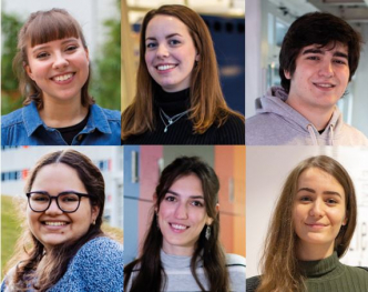Student ambassadors specialisations in master Biomedical Sciences at Maastricht University