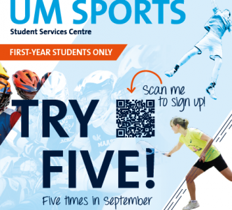 Try Five UM SPORTS 2021
