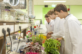 Sustainable reseach at Chemelot