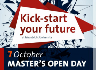 Master's Open Day 7 October 2017