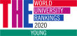 THE ranking Young Universities under 50