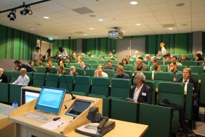 MaCSBio Science Day - Audience