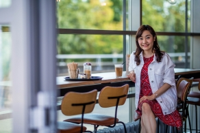 Champaipat, student ambassador master's in Healthcare Policy, Innovation and Management
