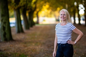 Ingri, student ambassador master's in Health Education and Promotion