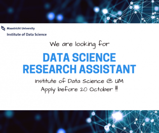 Photo by Institute of Data Science at University of Maastricht
