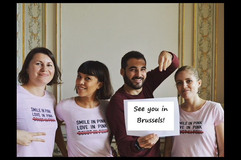 UMCB team see you in Brussels